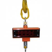 Весы крановые МК-С с индикатором на корпусе от 2 до 20 тонн