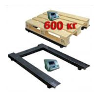 Весы паллетные НПВ до 600 кг