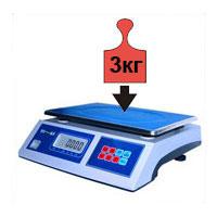 Весы фасовочные НПВ до 3 кг