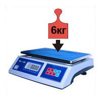 Весы фасовочные НПВ до 6 кг