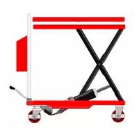 Подъемные столы с весами