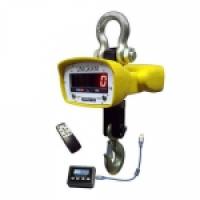 Весы крановые КВ с ПДУ 180 USB от 3 до 20 тонн
