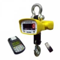 Весы крановые КВ с ПДУ 580 (печать чеков) от 3 до 20 тонн
