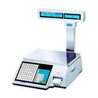 торговые весы с чекопечатью cas cl-5000j-15ip Cas