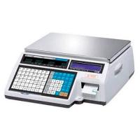 торговые весы с чекопечатью cas cl-5000-b Cas