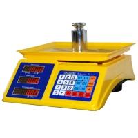 весы «алтын тарази» торговые электронные без стойки нпв до 15 кг Мидл