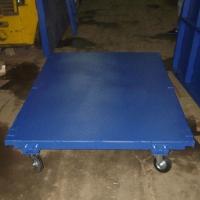 весы «живой вес» для взвешивания крс передвижные до 2000 кг 2000х1000 мм Мидл