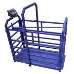 Весы «Живой вес» для МРС с ручным приводом открытия до 600 кг 1500х800 мм