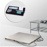 Весы нерж 4D-P.S-2-RC с печатью чеков и регистрацией товароучетных операций