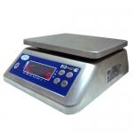 Весы «Батискаф» фасовочные электронные влагозащищенные НПВ до 30 кг