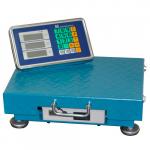 Весы торговые ВЭТ-150-20-1С-Р (320x420) до 150 кг