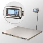 Весы «4D-P.S-2-1500-AB» платформенные 1000х1250 мм  из нержавеющей стали