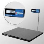 Весы «4D-PM-3000-A» электронные платформенные 1200х1200 мм