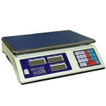 Весы «Базар 2» торговые электронные без стойки НПВ до 15 кг