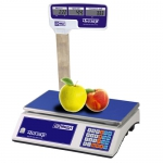 Весы «Базар 2» торговые электронные со стойкой НПВ до 3 кг