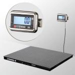 Весы «4D-PM-1-1000-AB» платформенные платформа 1000х1000 мм