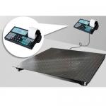 Весы «4D-PM-1000-RC» электронные платформенные 1500х1500 мм с печатью чеков