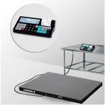 Весы «4D-PM-2-1000-RC» платформенные с печатью чеков платформа 1200х1000 мм