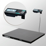 Весы «4D-PM-3-1000-RA» платформенные платформа 1500х1200 мм
