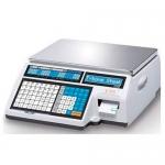 Торговые весы с чекопечатью CAS CL-5000J-30B