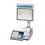 Торговые весы с чекопечатью CAS CL-5000J-IS