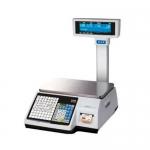 Торговые весы с чекопечатью CAS CL-3000-30P