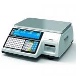 Торговые весы с чекопечатью CAS CL-3000-30B