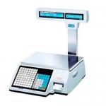 Торговые весы с чекопечатью CAS CL-5000-Р