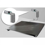 Весы «4D-PM-1000-RL» электронные платформенные 1500х1500 мм с печатью чеков
