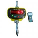 Крановые весы КВ-5000-И с индикацией на пульте