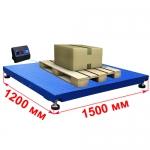 Весы платформенные 1500х1200мм «Циклоп»