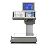 Торговые весы с чекопечатью CAS CL-5000-D