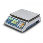 Торговые настольные весы M-ER 322AC LCD Ibby