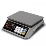Торговые настольные весы M-ER 328 AC Touch-M LED