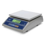 Фасовочные настольные весы M-ER 326AF-32.5 LCD Cube
