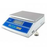 Фасовочные настольные весы M-ER 326AF-6.1 LCD Cube RS232