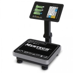 Торговые напольные весы M-ER 333ACPU-60.20 LCD