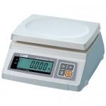 Технические электронные весы фасовочные CAS SWII DD