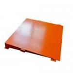 Пандус металлический (750х500) для весов МВСК С-Н