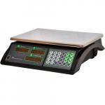 Весы торговые ВР4900-30-2Д-10 до 30 кг