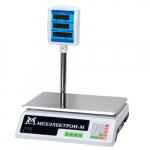 Весы торговые ВР4900-30-2Д-05 до 30 кг