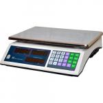 Весы торговые ВР4900-30-2Д-02 до 30 кг