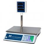 Весы торговые ВР4900-30-2Д-01М до 30 кг