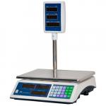 Весы торговые ВР4900-30-2Д-01 до 30 кг