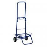 Багажная тележка (50 кг, 1100х470х430 мм, колеса металлические обрезиненные)