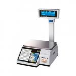 Торговые весы с чекопечатью CAS CL-3000J-06P