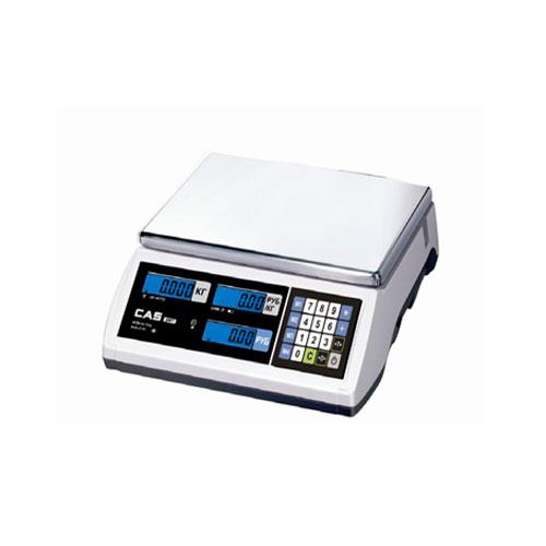 Торговые электронные весы CAS ER JR-30CB