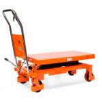 Гидравлический подъемный стол TOR WP-1000, г/п 1000 кг 400-1000 мм