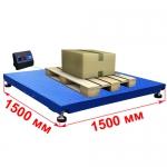 Весы платформенные 1500х1500мм «Циклоп»