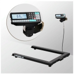 Весы «4D-U-1-RP» паллетные с печатью этикеток 1 т (1000 кг)